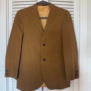 Vintage brown blazer - small/medium